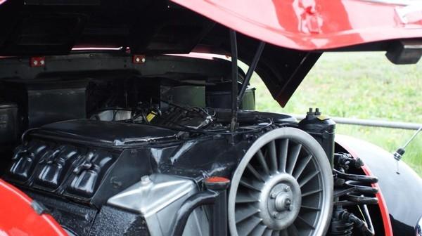 Magirus - Engine